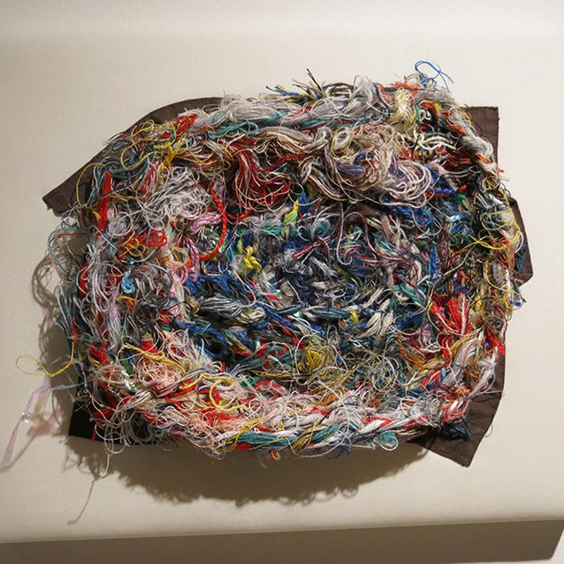 Embroidery by Satoshi Morita