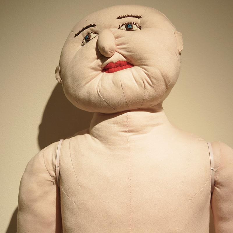 Sakito Keno doll face