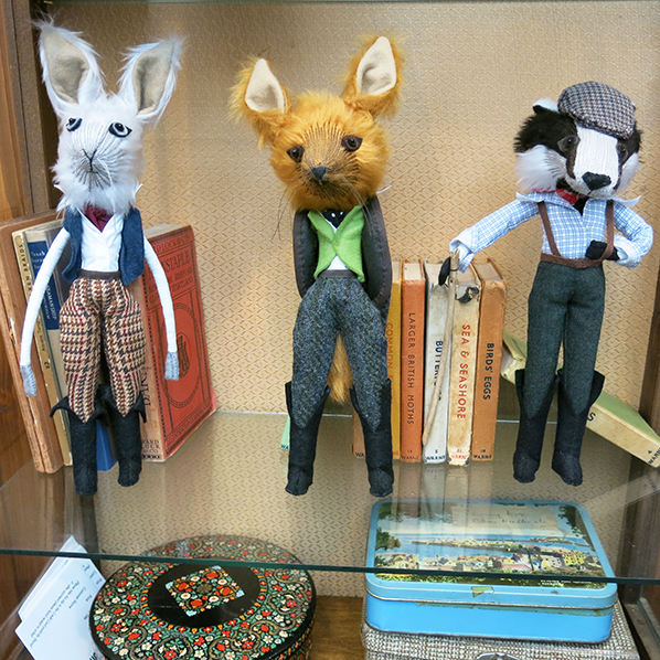 Craftydermy animal curiosities