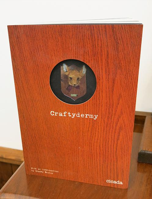 Craftydermy book