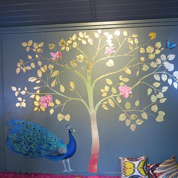 Pippa Small mural
