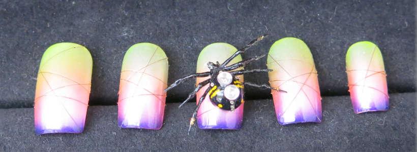 Spider by Mina Okuhata
