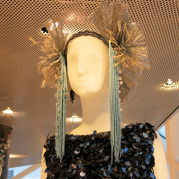 Great Gatsby headdress