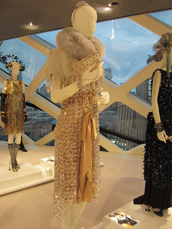 Prada costume for Daisy in Great Gatsby