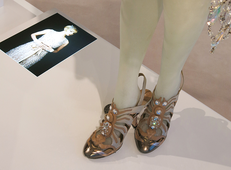Prada shoes for Daisy, Great Gatsby