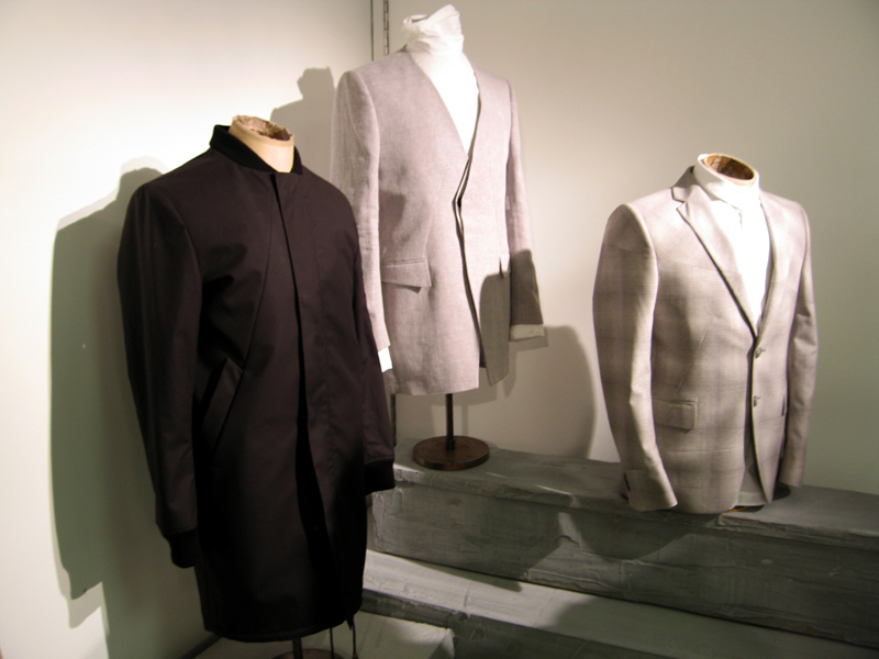 the house of nines the shard and white noise jackets