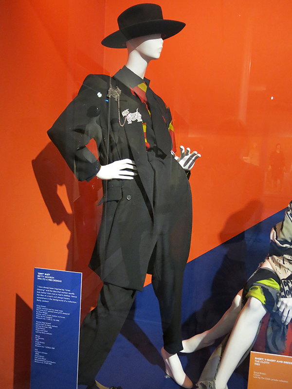 Betty Jackson 1994 Zoot Suit (to a 1983 design)