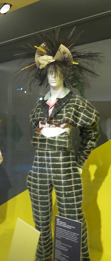 John Galliano suit