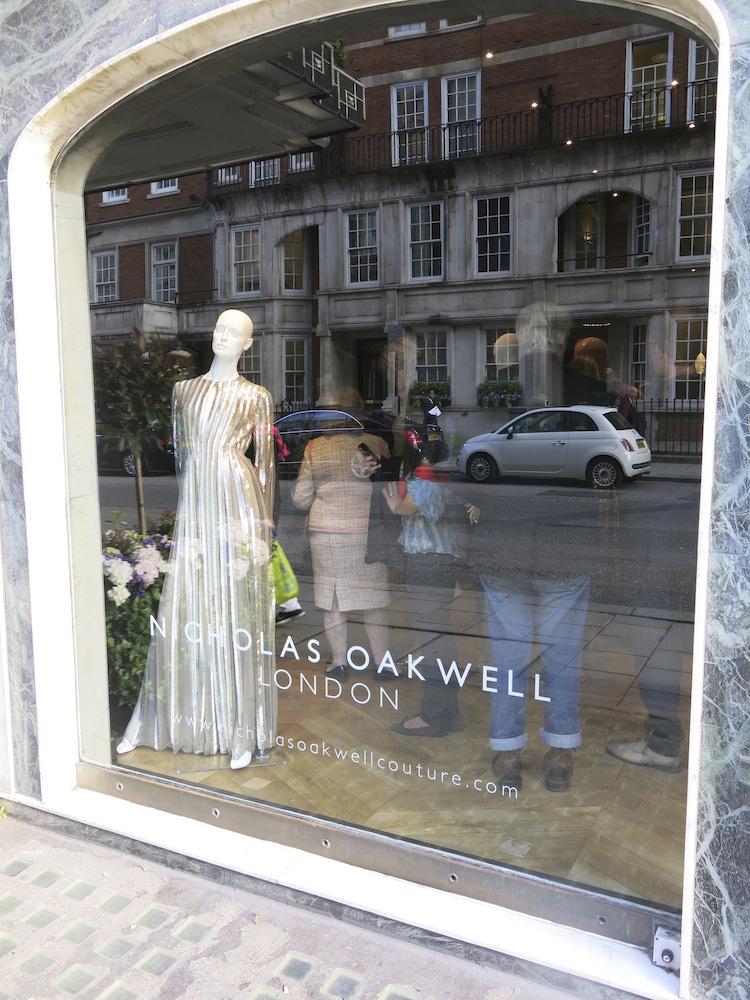 Nicholas Oakwell boutique
