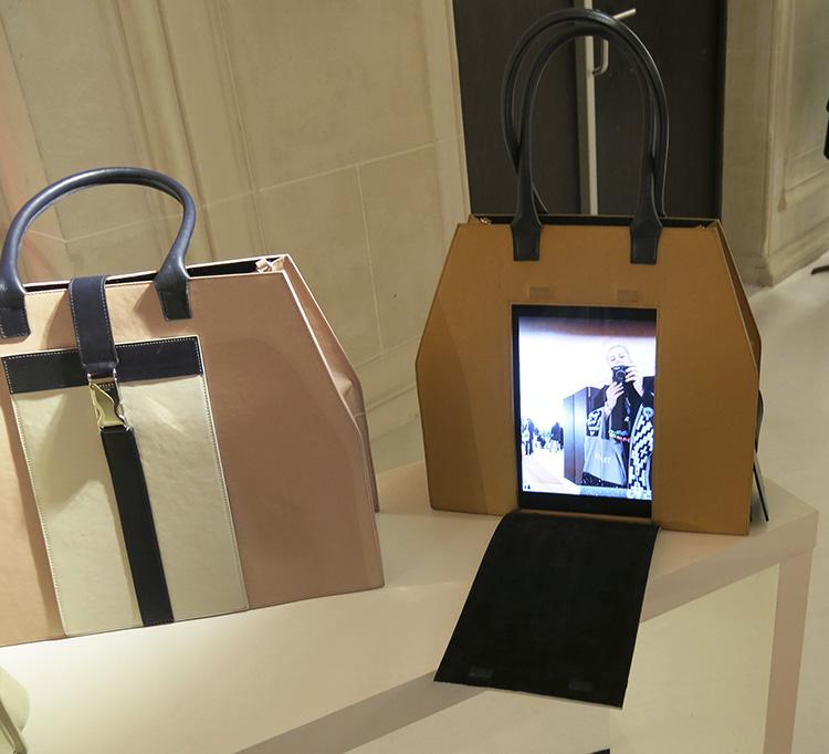 Hemsley tablet bag