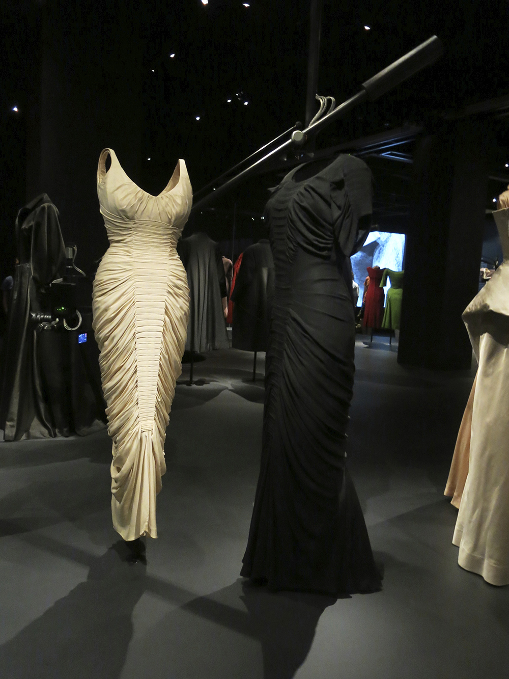 Gowns by Charles James