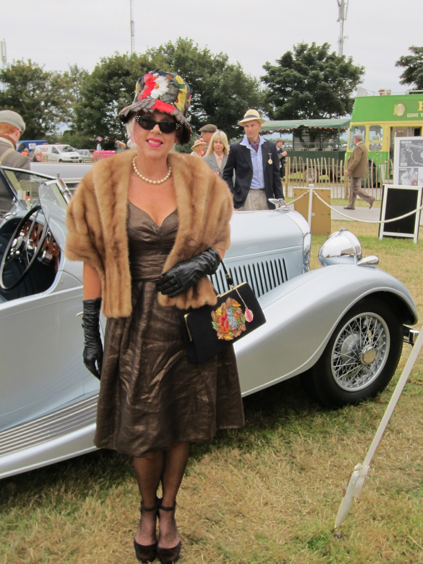 Dressed for Goodwood