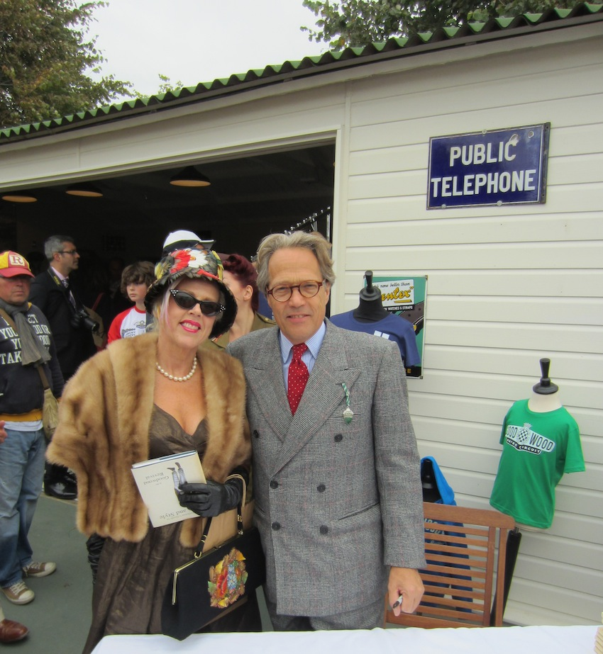 The Earl of March and Susan Muncey