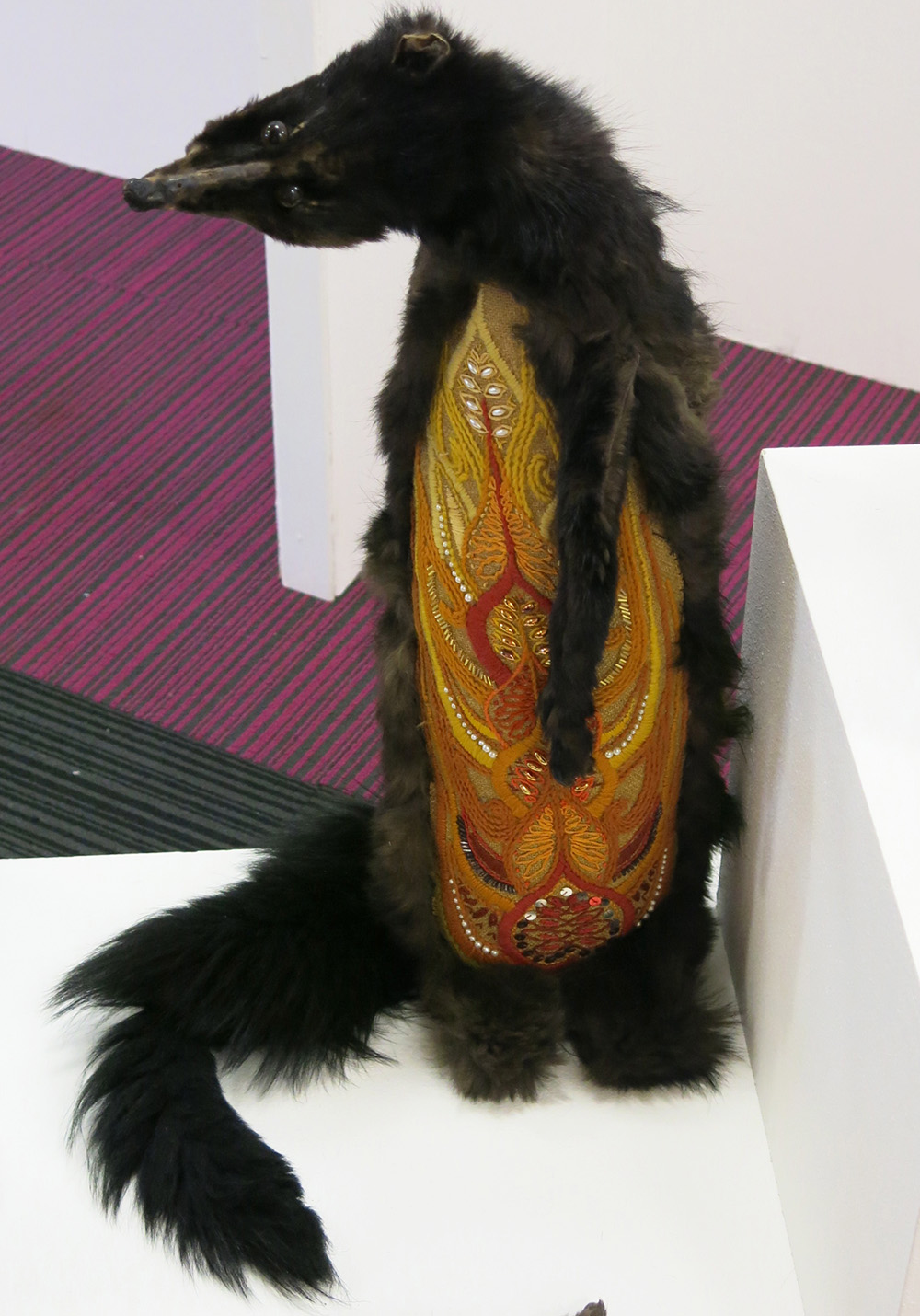 Polly Hardy taxidermy 4