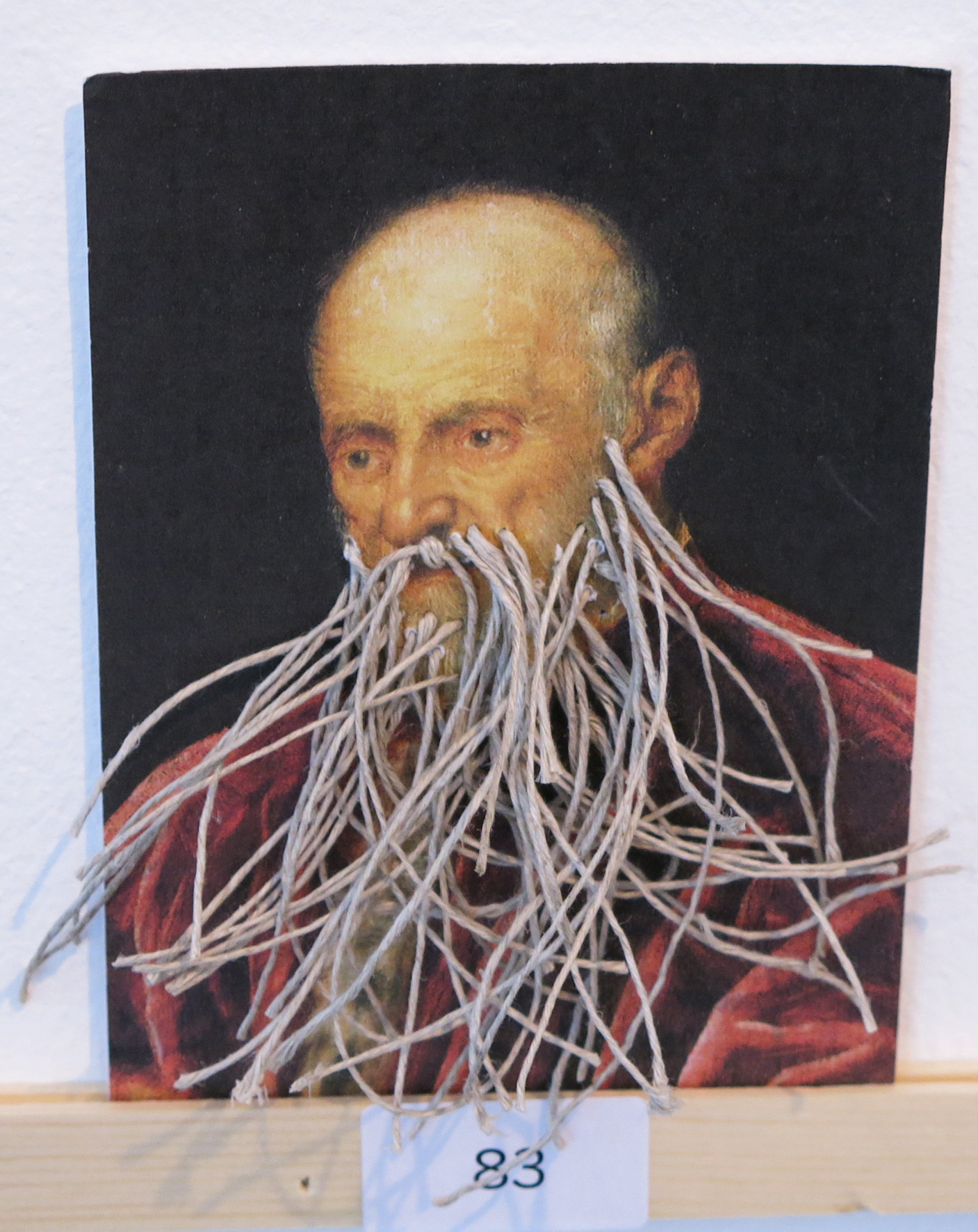 Secret beard art