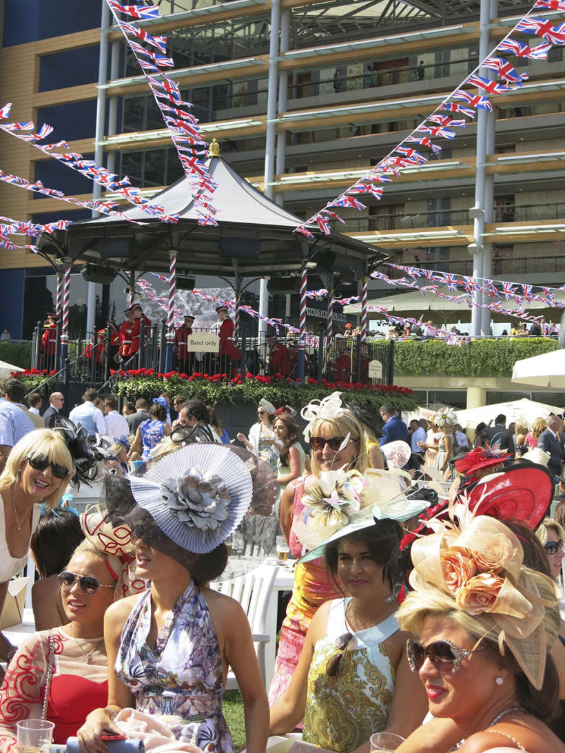 Ladies Day at Royal Ascot 2015