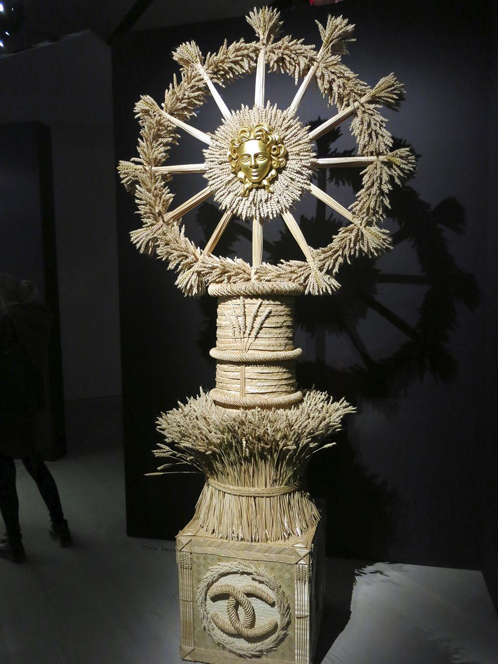 Chanel Wheatsheaf totem