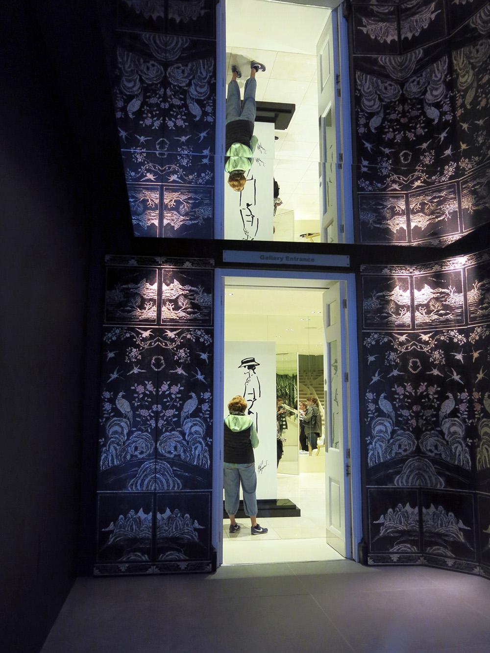Chanel exhibition Saatchi Gallery