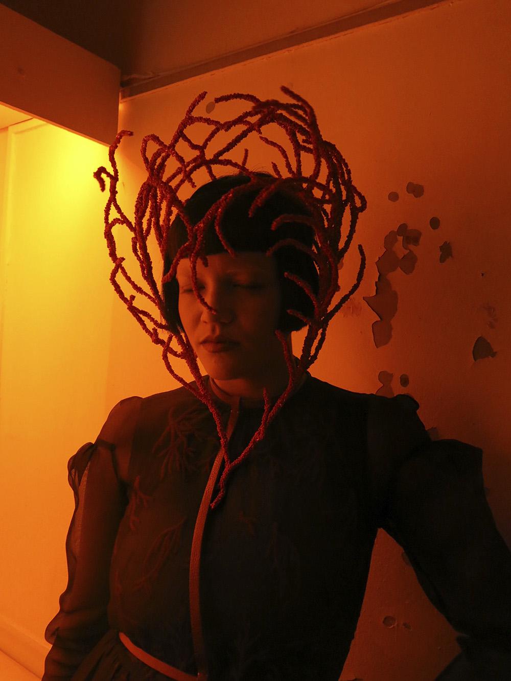 Curious Halloween headwear